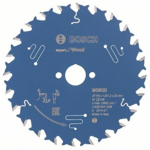 Pilový kotouč Expert for Wood 210 x 30 x 2,8 mm, 30 Bosch 2608644058