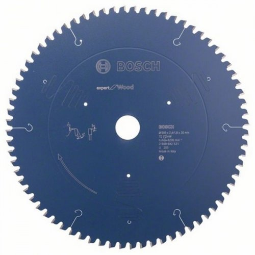 Pilový kotouč Expert for StainlessSteel 305 x 25,4 x 2,5 mm Bosch 2608644285