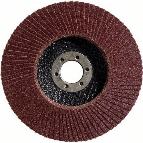 Lamelový brusný kotouč X431 Standard for Metal 125 x 22,23 mm, 120 Bosch 2608603719
